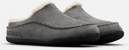 Sorel muške papuče Falcon Ridge II (1869741), 45, crna/siva