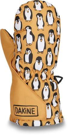 Dakine BRAT MITT gyerek kesztyű, M, Golden Penguins