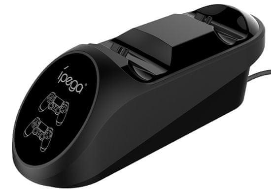 Ipega iPega 9180 PS4 Gamepad Double Charger 2449094