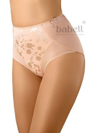 Babell Dámské kalhotky Babell 104 S-2XL bílá XL