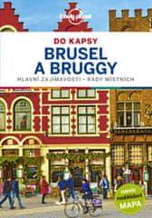 autor neuvedený: Brusel a Bruggy do kapsy - Lonely Planet