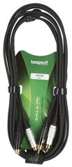 Bespeco EA2X300 Propojovací kabel
