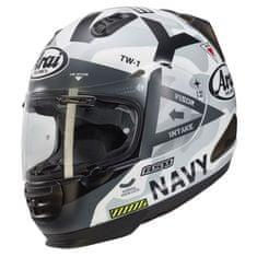 Arai motocyklová prilba CHASER-X Navy white