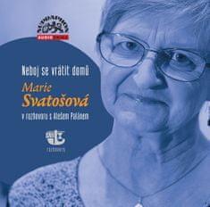 Svatošová Marie, Palán Aleš: Neboj se vrátit domů - MP3-CD