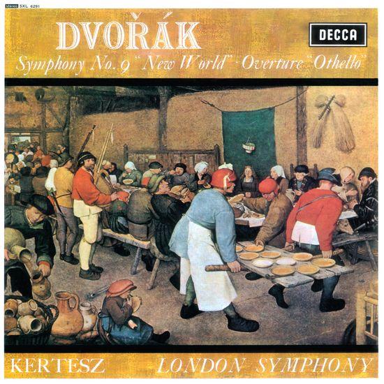 Dvořák, Antonín - Symfonie Č. 9: Novosvětská/Symphony No. 9 - New World (Edice 2016) - LP