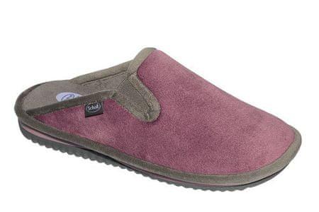Scholl Egészségügyi cipő BRIENNE 2.0 PINK / GREY (méret 38)