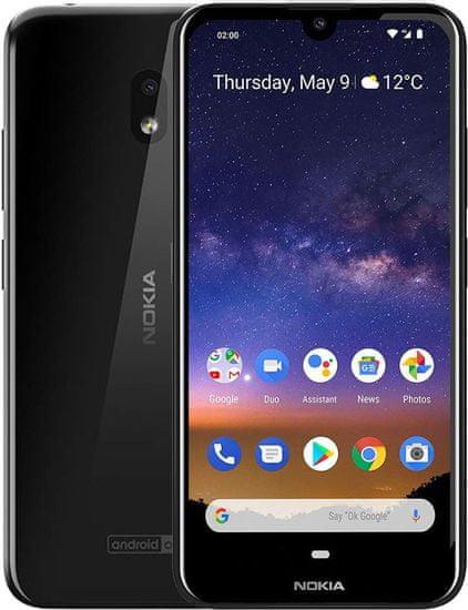 Nokia 2.2, 2GB/16GB, Black