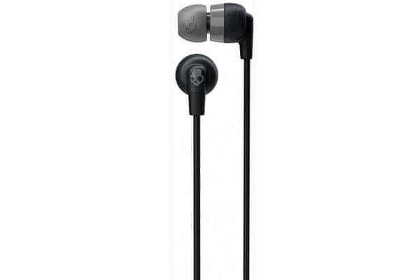 vezeték nélküli Bluetooth fejhallgató skullcandy inkd+ wireless mikrofon handsfree vezérlés hangsegéd gyors töltés 8 órás élettartam nyak körüli szerkezet könnyű supreme sound hang