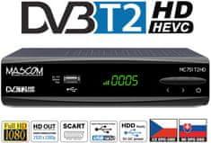 Mascom MC751T2HD IPTV