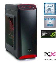 PCX Exatc Gamer S5 namizni računalnik