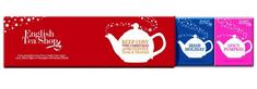 English Tea Shop Kolekcia čajov červená, 60 vrecúšok, 4 príchute
