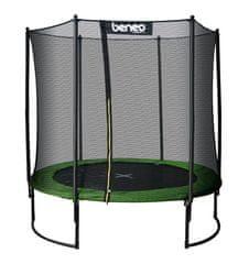 Beneo Profesionálna Beneo Trampolína 244 cm s vnútornou sieťou a rebríkom