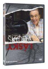 Škoda lásky (4DVD) - DVD