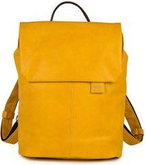 Zwei Damskie plecak R13 żółty