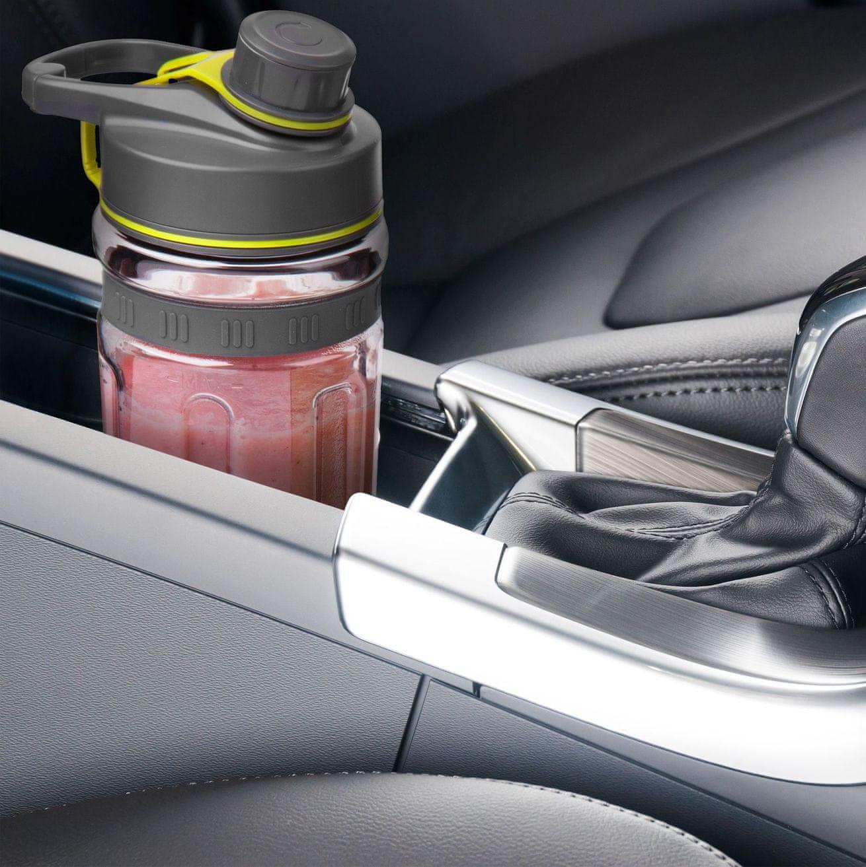 SENCOR SBL 7170GG Automatický mixér na smoothie Vitamin+ držák do auta