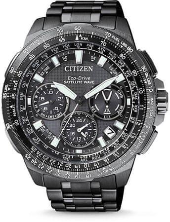 Citizen Eco-Drive Satellite Wave GPS Super Titanium CC9025-51E