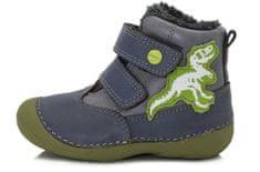 D-D-step zimné topánky 015-188A