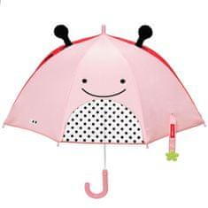 Skip hop Állatkertes esernyő - Katicabogár 3+