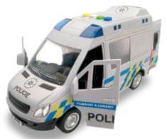 MaDe Policejní dodávka se zvuky a světly
