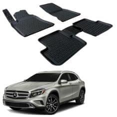 SCOUTT Gumové rohože 3DS SCOUTT Mercedes Gla X156 2014-vyššie , A-class, B-class, CLA 2012-2018