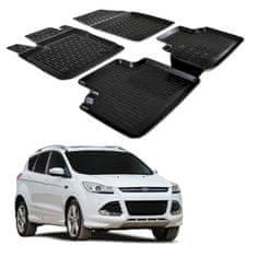 SCOUTT 3DSRM gumiszőnyeg Ford Kuga 2013- magasabb