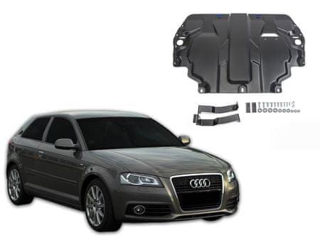 Rival Motorvédő burkolat Audi A3 8P