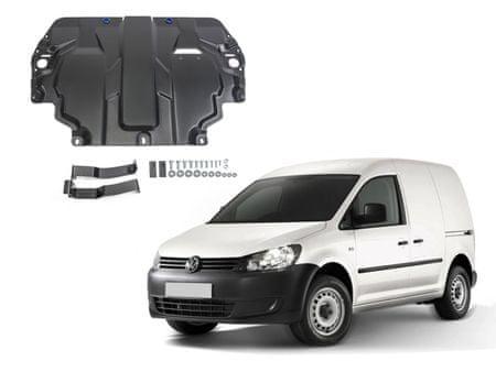 Rival Motorvédő burkolat Volkswagen Volkswagen Caddy IV 2015- magasabb