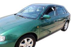 Team Heko Légterelők Audi A3 5D Hatchback 1997-2003 4db Első+Hátsó