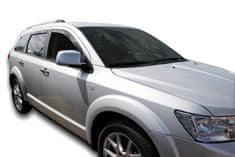 Team Heko Ofuky oken Fiat Freemont 5D 2011- 4ks přední+ zadní