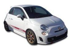 Team Heko Ofuky oken Fiat 500 3D 2007 - 2 ks predne