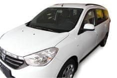 Team Heko Ofuky oken Dacia Lodgy 5D 2012 - 4 ks predne+zadne