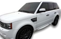 Team Heko Okenné deflektory Land Rover Range Rover Sport I 5D 2005-2012 4 ks predne+zadne