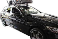 Team Heko Okenné deflektory Mercedes C trieda W205 5D KOMBI 2014-vyššie 4 ks predne+zadne