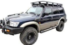 Team Heko Ofuky oken Nissan Patrol Y61 GR 5D 1997- 4ks přední+ zadní