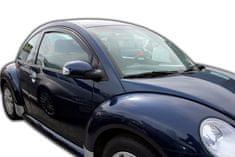Team Heko Okenné deflektory Volkswagen Beetle 3D 1998-vyššie 2 ks predne