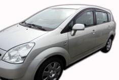 Team Heko Ofuky oken Toyota Corolla Verso 5D 2004 - 2009 4 ks predne+zadne