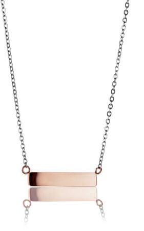 Emily Westwood Acél nyaklánc WN1012RS
