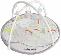 Baby Mix hracia deka s hrazdou - Mrak