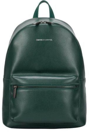 Smith & Canova plecak damski 92939 zielony