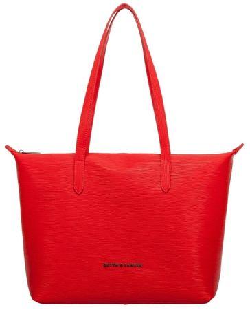 Smith & Canova 93000 ženska torbica, rdeča