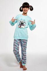 Cornette Piżama dziewczęca 592/116 Young so cute