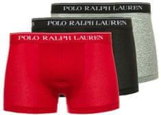 Ralph Lauren trojité balenie pánskych boxeriek 714662050022
