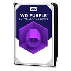 """WD Purple trdi disk 6 TB, 3,5"""" SATA3, 5400 rpm (WD60PURZ)"""