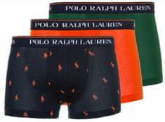 Ralph Lauren trojité balenie pánskych boxeriek 714662050036