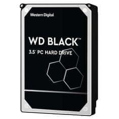 "Western Digital Black trdi disk 6 TB, 3,5"" SATA3, 7200 rpm (WD6003FZBX)"