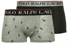 Ralph Lauren dvojité balení pánských boxerek 714707458010