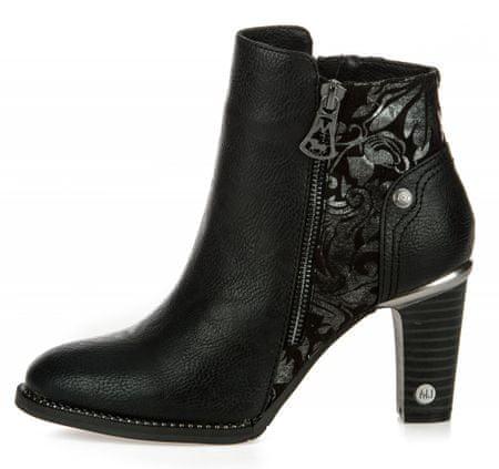 Mustang dámská kotníčková obuv 1335501-1 36 černá
