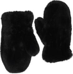 Pieces Dámske rukavice PCHARDY MITTENS Black