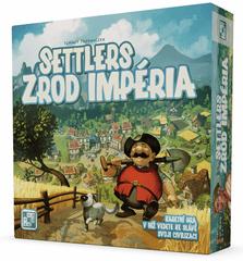 REXhry Settlers: Zrod impéria
