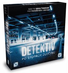 REXhry Detektiv: Po stopách zločinu + podložka ZDARMA